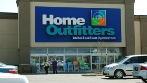 Home Outfitters Superstore in Toronto (The Canadian Press / Boris Spremo)