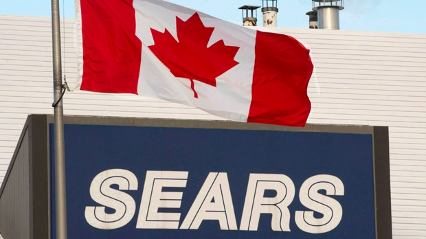 Sears Canada announces it is seeking court protection from creditors