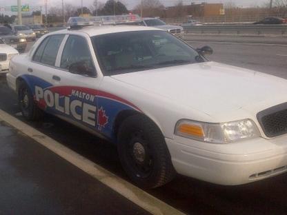 cp24 stock, halton police generic