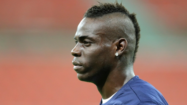 Balotelli scores on Italy return in win over Saudi Arabia