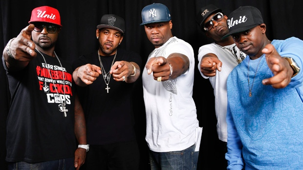 Rap group G Unit surprises fans by digitally releasing 6 ...
