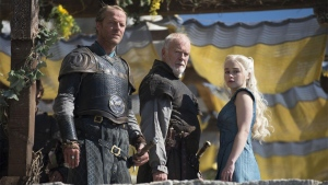 A scene from 'Game of Thrones'