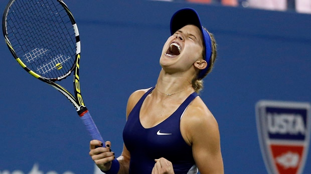 Bouchard: 'If didn't want attention I would have been a librarian'