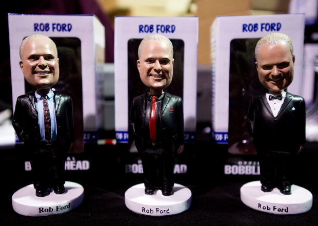 New round of Rob Ford bobbleheads on sale today