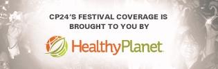 TIFF 2014. Sponsored by HealthyPlanet.