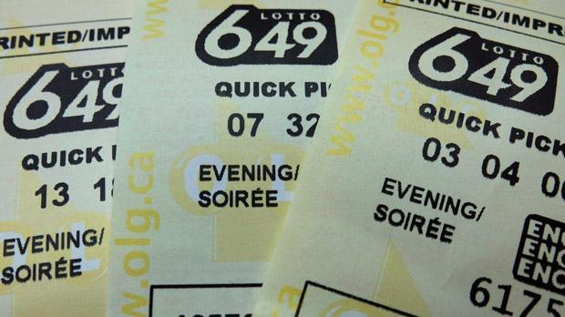 No winning ticket sold for $5 million Lotto 649 jackpot