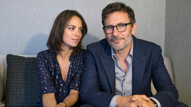 Michel Hazanavicius And Berenice Bejo Of The Artist Talk New Film The Search 1 on oscar go contact us