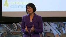 Chow, Tory trade barbs at CivicAction debate