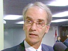 TTC General Manager Gary Webster speaks to the media Sept. 12, 2007. (CTV)
