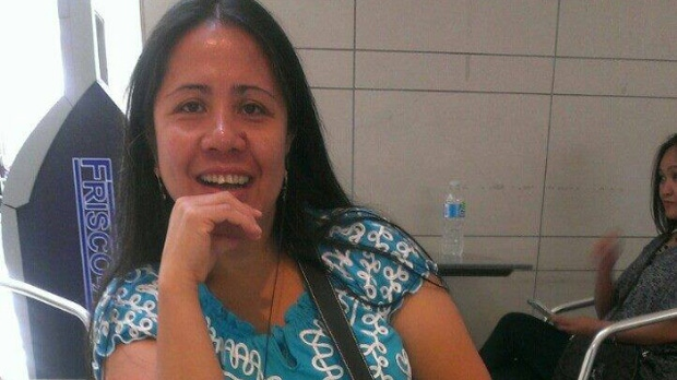 Evelyn Bumatay Castillo, 43, of Thornhill, is seen in this undated photograph from Facebook.