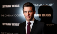 "Actor James Marsden attends the Cinema Society premiere of ""Straw Dogs"" in New York, on Sept. 15, 2011. (AP / Peter Kramer)"