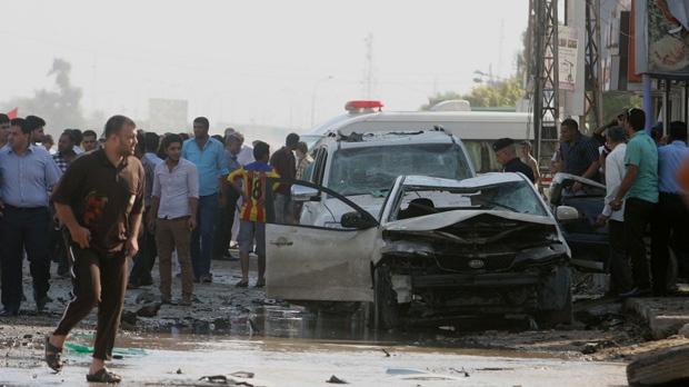 Iraq, Baghdad car bomb, ISIS, sunni, shiite