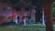 Grandravine Drive fire, Toronto fire