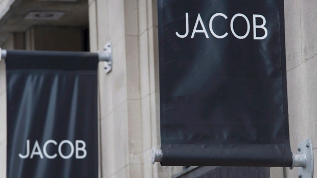 Jacob clothing store locations