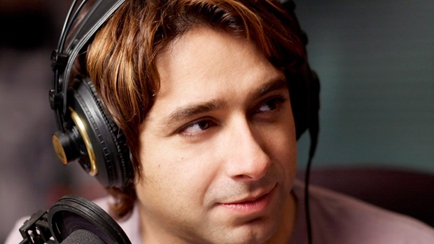 Former CBC radio host Jian Ghomeshi announced his new podcast over Twitter on Monday after disappearing from the public eye for nearly three years. (The Canadian Press via CBC)