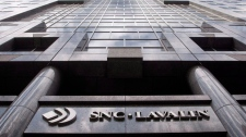 SNC Lavalin offices in Montreal