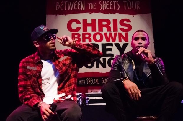 Chris brown tour dates 2014
