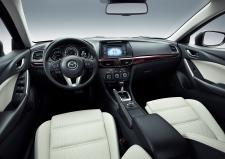 2014 Mazda 6 GT Interior