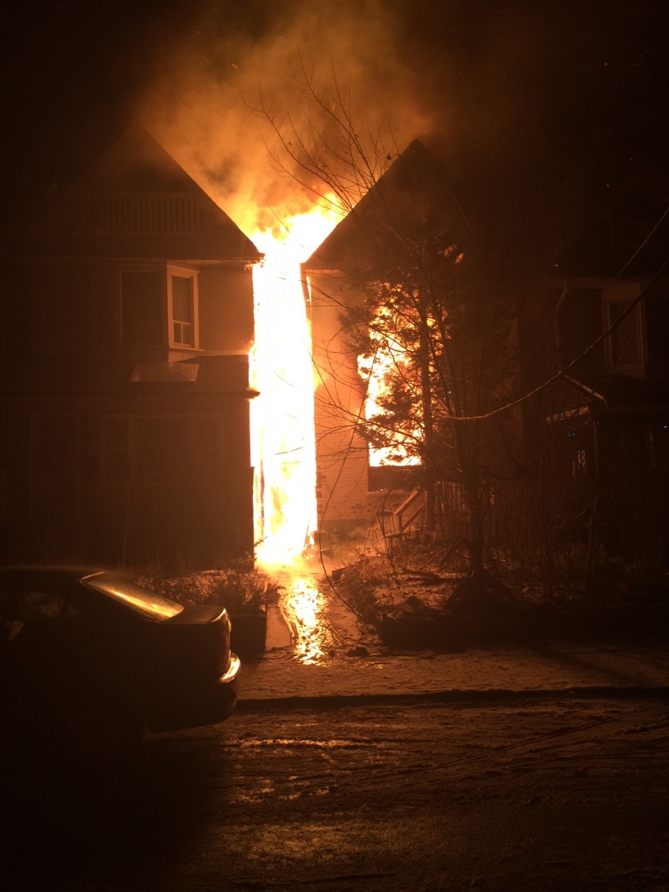 Elderly Woman Likely Died In Her Sleep As Fire Ravaged Her