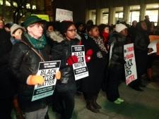 Toronto protesters
