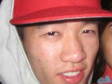 An undated photo of David Chiang, a 24-year-old man who was killed in a vehicle crash on Mount Pleasant Road on April 3, 2012.