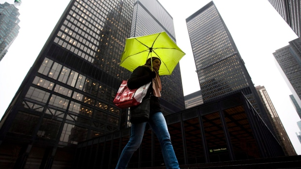 FILE- Environment Canada has issued a severe thunderstorm warning on Saturday. (File Photo/The Canadian Press/Darren Calabrese)