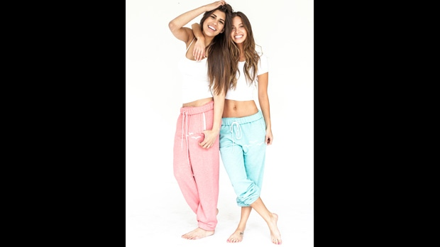 Lazypants have been seen on celebrities like Selena Gomez and Jeff Daniels.