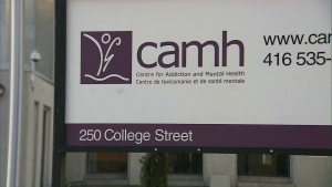 The Centre for Addiction and Mental Health in Toronto, Ont.