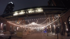 Toronto's Distillery District