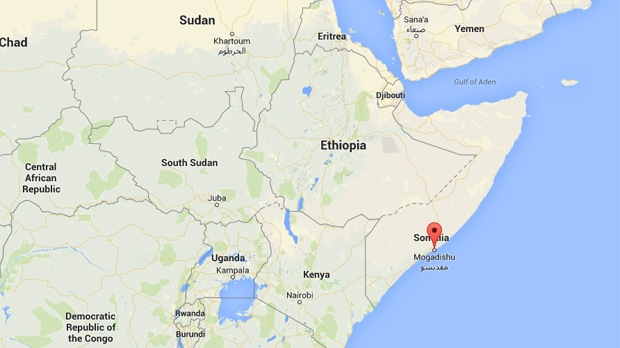 Mogadishu Africa Map.Somali Canadian Activist Almaas Elman Killed In Mogadishu