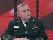 Bill Stewart speaks with CP24 on Thursday. (CP24)