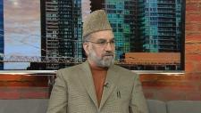 Muhammad Afzal Mirza, imam