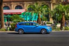 2015 Volvo V60 Sportswagon.