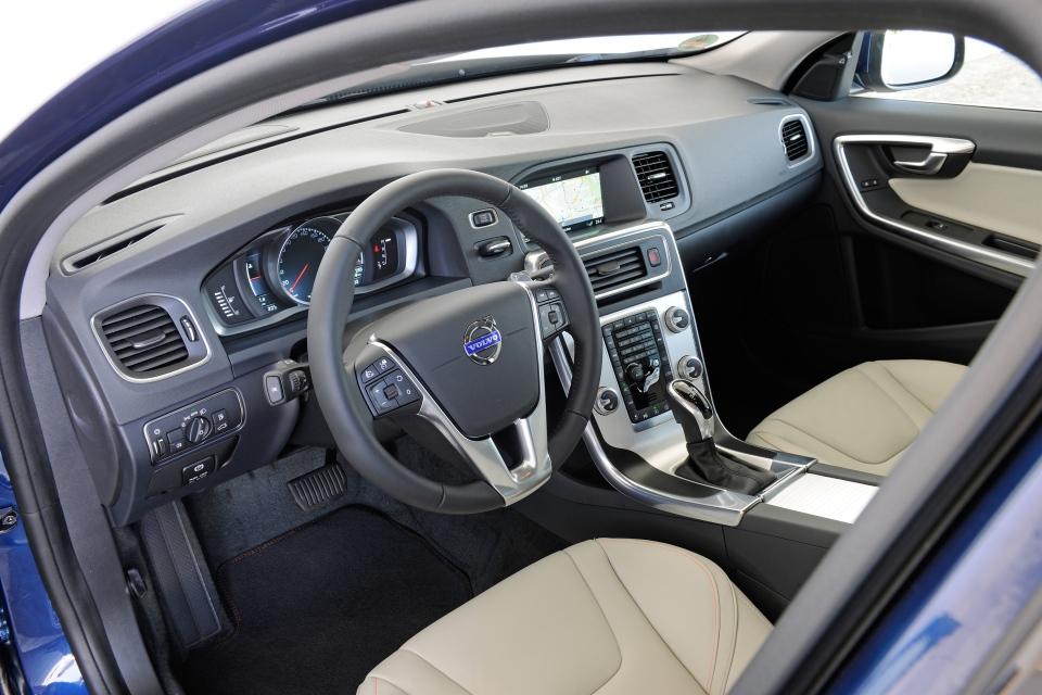2015 Volvo V60 Sportswagon. MEDIA.VOLVOCARS.COM.