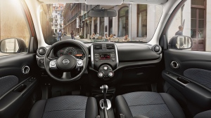 2015 Nissan Micra.