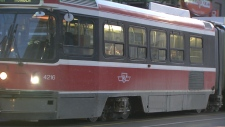 Streetcar, ttc file photo