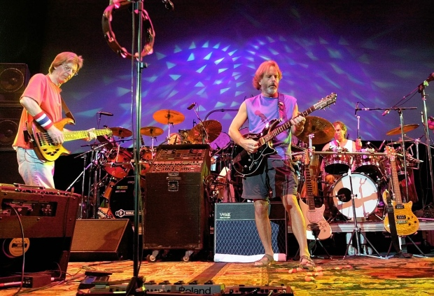 Grateful Dead fans petitioning Chicago to allow camping during anniversary shows