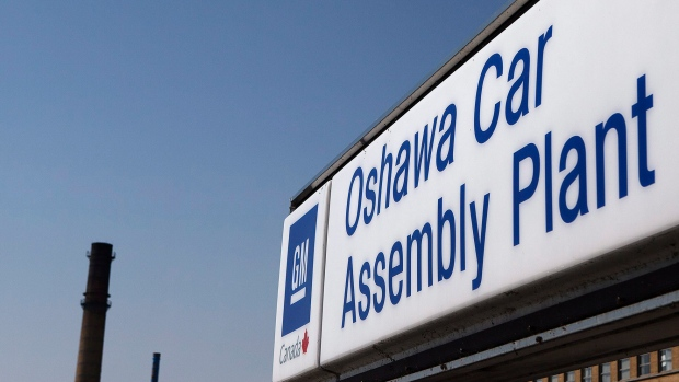 GM reaffirms Oshawa closure after meetings with Ontario and federal officials