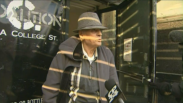 Manuel Olivera, 80, was found safe by a CP24 reporter after he went missing for 17 hours.