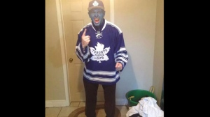 Alex Mucci says he's the biggest Leafs fan around but he will continue to mock the team until they improve their game.