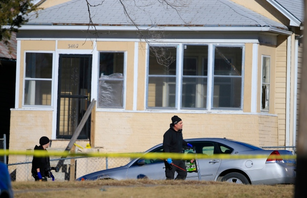 Police say gang-related shooting killed 3 people at house party in Omaha