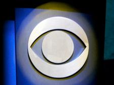 This file photo shows the CBS logo in Las Vegas. (AP Photo/Jae C. Hong, File)