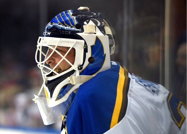 Martin Brodeur To Retire Join Blues Front Office Cp24 Com