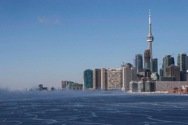 Toronto becoming 'inequality capital': report