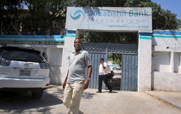 10 2017 Somali Men Walk In Front Of A Branch Dahabshiil Somalia S Largest Remittance Company Mogadishu Money Transfer Services Have