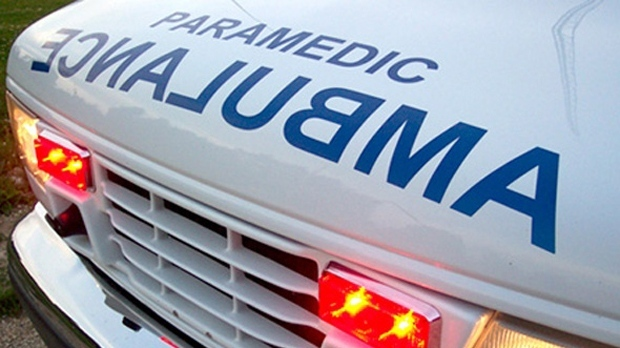 Woman rushed to hospital after being struck by vehicle in North York