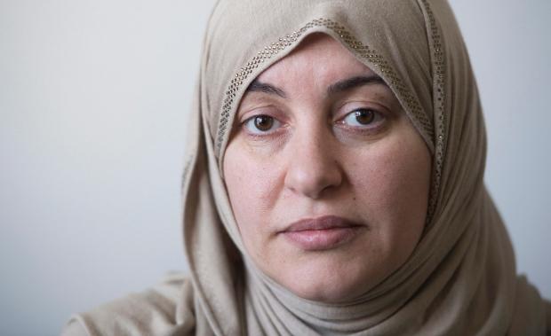 Quebec hijab debate - Rania El-Alloul