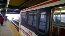 Scarborough RT train