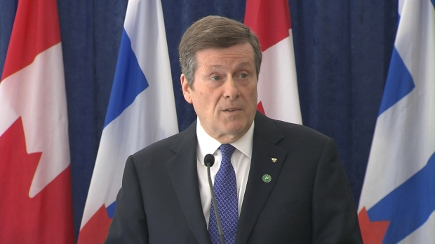Tory's mayoral campaign raised nearly $3 million ...