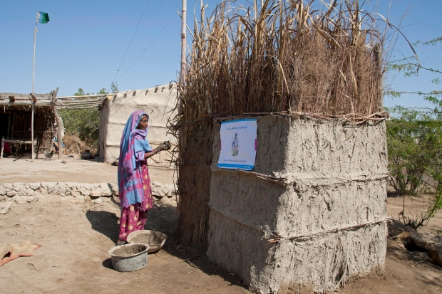 UNICEF says 41 million Pakistanis have no access to toilets